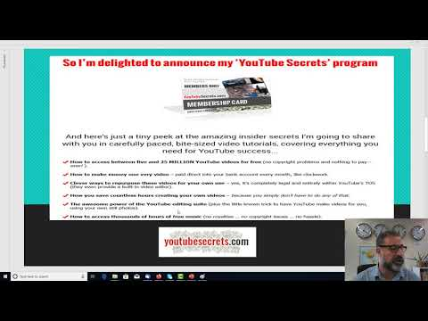 Make Money from YouTube with no Website